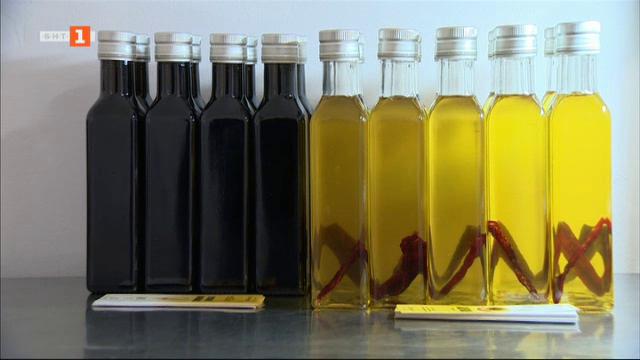 Интересна история с български студено пресовани масла