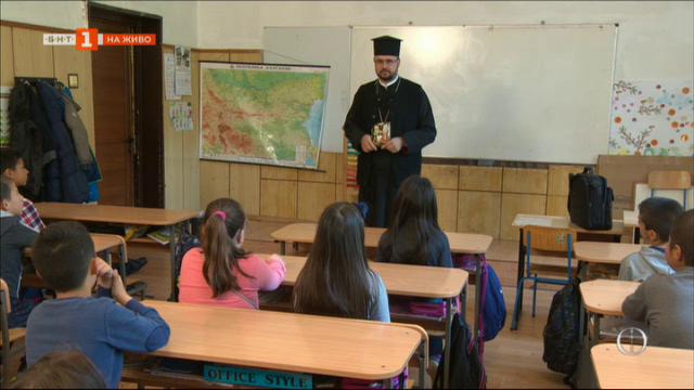 За ентусиазма на младия свещеник Венцислав Попиванов