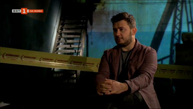 Писателят Дмитрий Глуховски пред БНТ