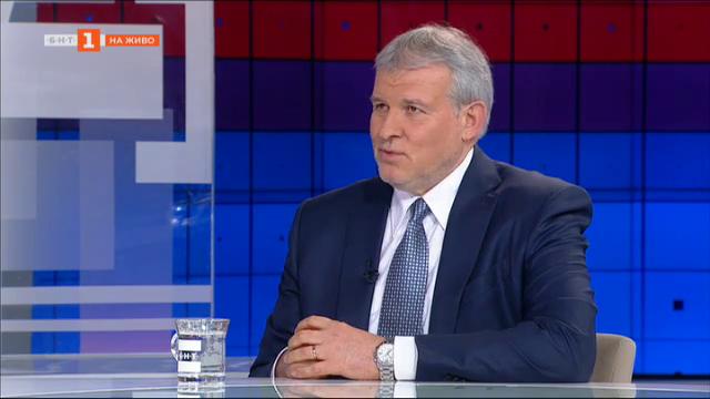Румен Христов: Имаме забрана за коалиция с БСП и ДПС по ясни причини