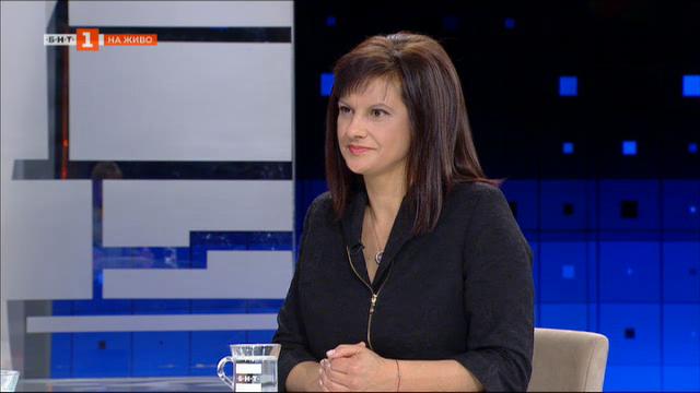 Дариткова: Бюджетът няма да бъде ощетен от грешката с партийните субсидии