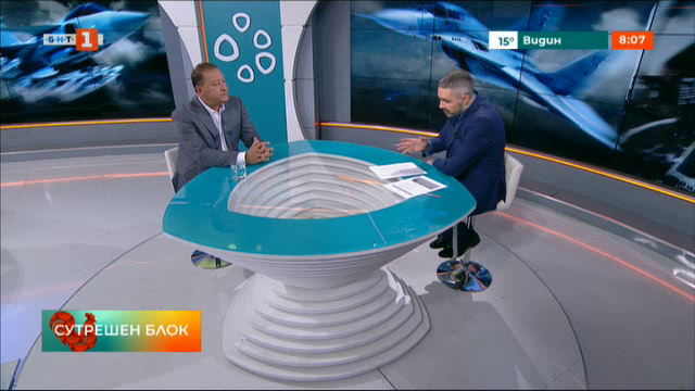 Ангел Найденов: Цената на новите изтребители е около 250 млн. лв. на самолет