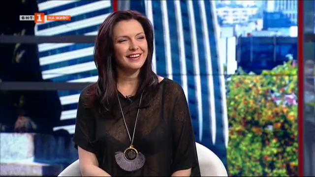 Жени Калканджиева с ново амплоа – роля в киното