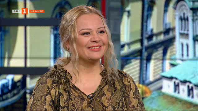 Актрисата Анастасия Ингилизова и животът на сцената