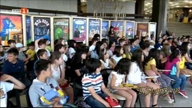 Софийски международен литературен фестивал за деца и юноши 2019