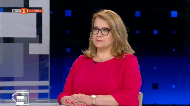 Деница Златева: Оттеглената оставка ще даде повод за размисъл