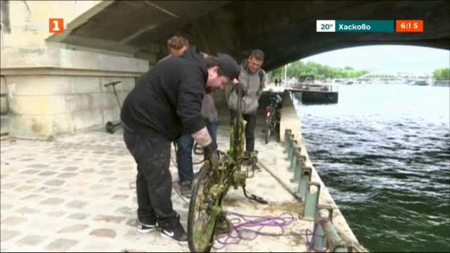 Рибари с магнити във Франция