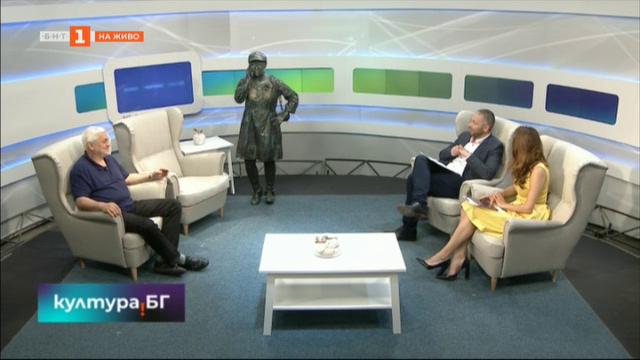 Международен фестивал на живите статуи в Русе