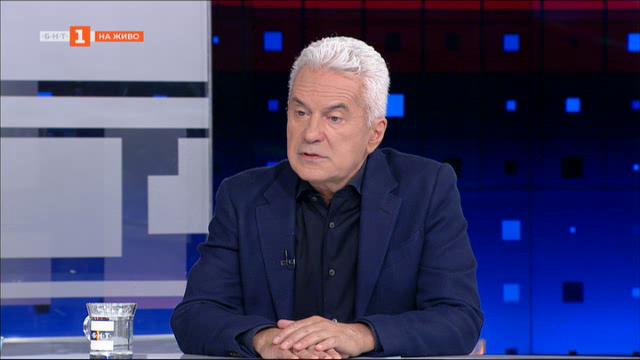 Волен Сидеров: Трябва да се измисли нов модел за финансирането на партиите
