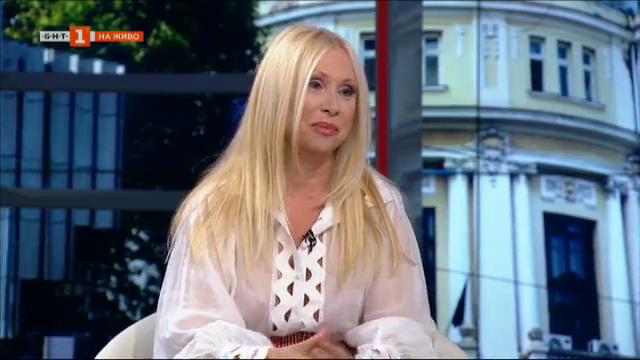 Певицата Кристина Димитрова за турнето Най-големите хитове