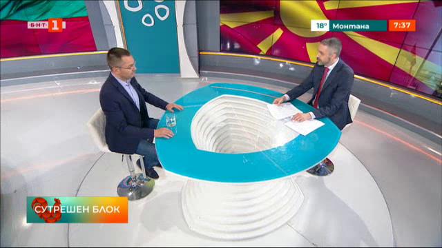 Ангел Джамбазки: Пендаровски направи добра първа стъпка