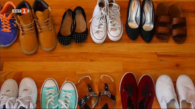 Най-доброто от 100% будни: Кажете стоп на неудобните обувки