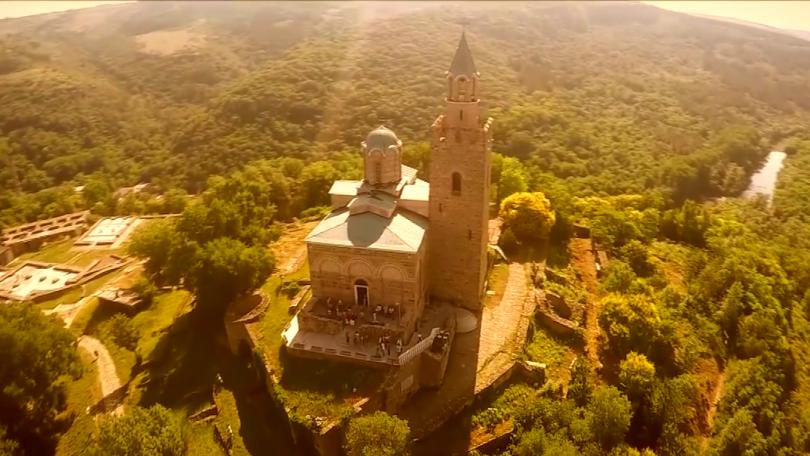 Олтарите на България - Средновековният храм Свети Георги в Кюстендил