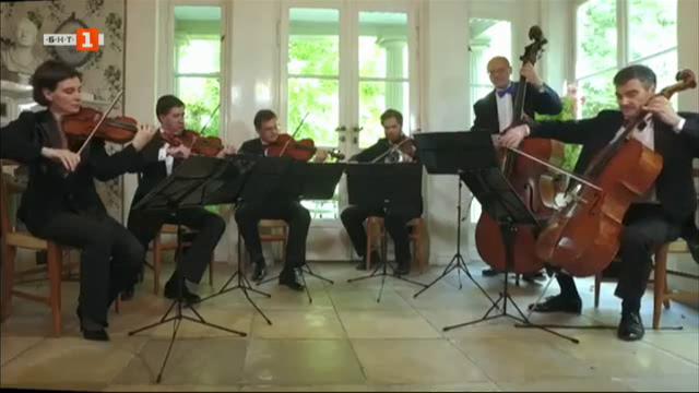 Концертмайсторката на Виенската филхармония на Софийски музикални седмици