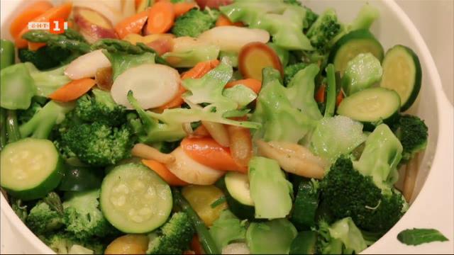Най-доброто от 100% будни: Полезните храни за вечеря