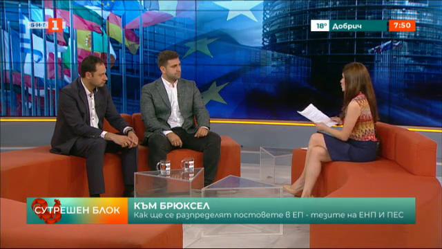Целите и задачи пред българските евродепутати в новия ЕП