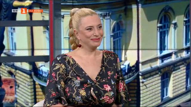 Ваня Щерева в неделното утро
