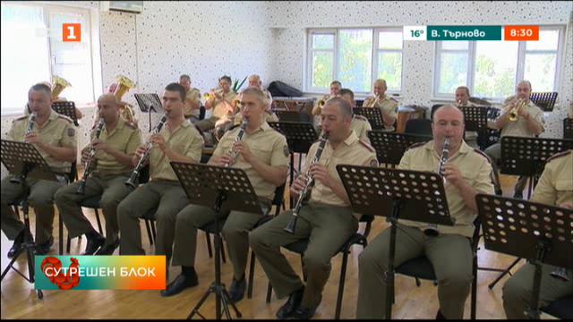 Гвардейският оркестър набира музиканти