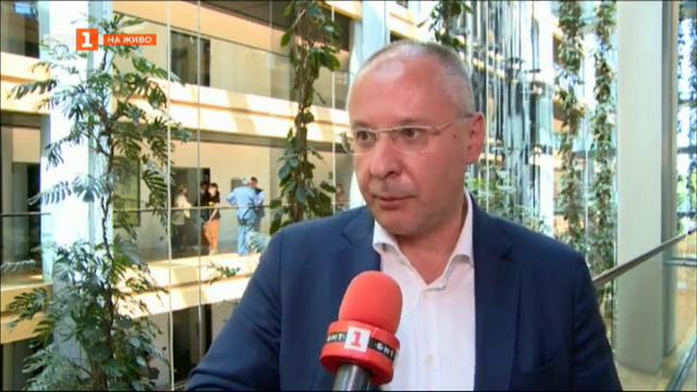 Сергей Станишев: Щях да бъда избран, ако днес бях кандидат за председател на ЕП