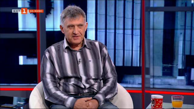 Проф. Николай Младенов за работата на анастезиолога
