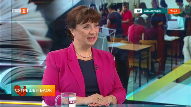 Ваня Кастрева: Баловете за най-желаните училища са повишиха много тази година