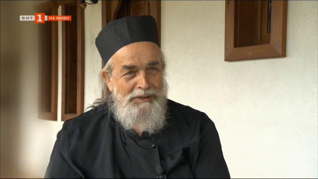 Атонският монах Епифаниий Милопотамски