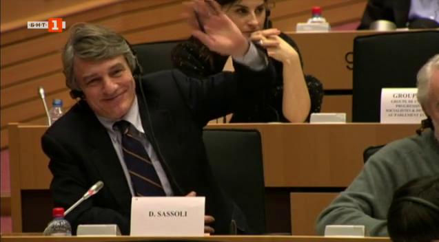Давид-Мария Сасоли – италианската връзка в Европейския парламент