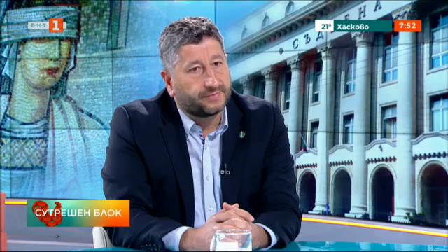 Хр.Иванов,Да,България: Иван Гешев да оттегли кандидатурата си за гл. прокурор