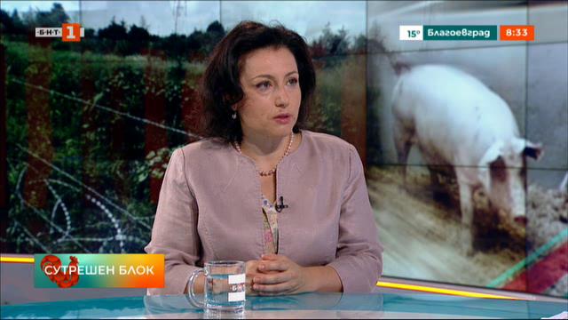 Десислава Танева: Няма заразено месо в търговската мрежа