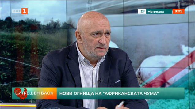 Дамян Илиев: В околната среда вече имаме стабилен резервоар на вируса