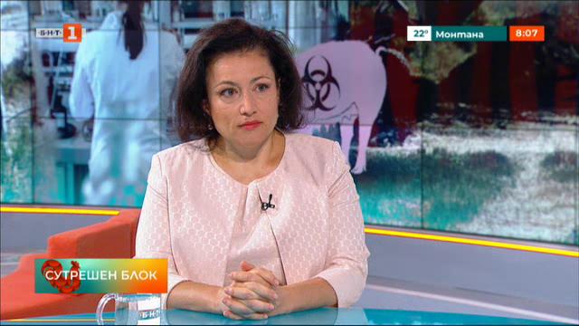Десислава Танева: Кадрови и организационни промени в БАБХ ще има