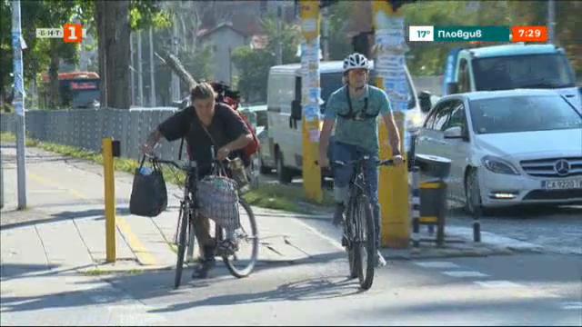 Какво е важно да знаем преди да се качим на колело в градска среда?