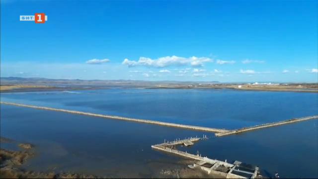 Как Европа помага да съхраним Атанасовското езеро