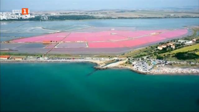 Солта на живота. Как Европа помага да съхраним Атанасовското езеро