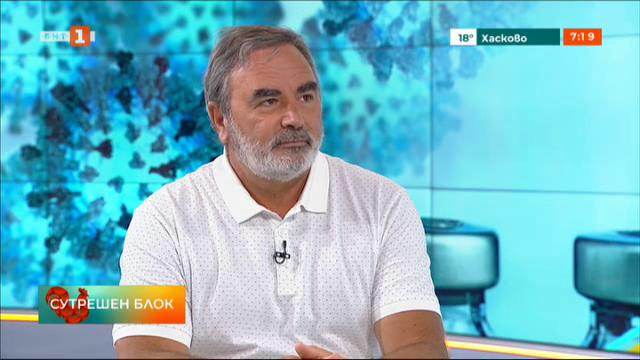 Ангел Кунчев: Намалява интензитетът на разпространение на морбили у нас