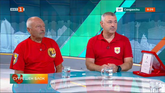 Турция награди български планински спасители