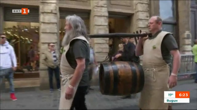 В Белгия осветиха новата бирена продукция