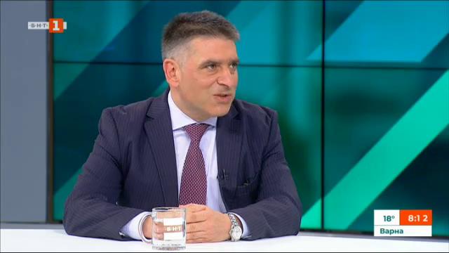 Политика и правосъдие - в пресечната точка - министър Данаил Кирилов