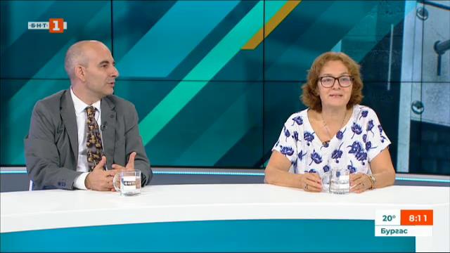 Шпионската афера - коментари на проф. Румяна Коларова и Петър Волгин