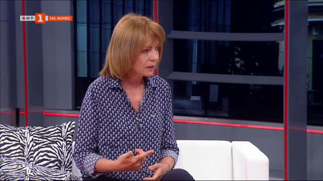 Йорданка Фандъкова за основните приоритети в развитието на София