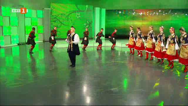 Песенен празник с Николина и Мария Чакърдъкови и Неврокопския ансамбъл