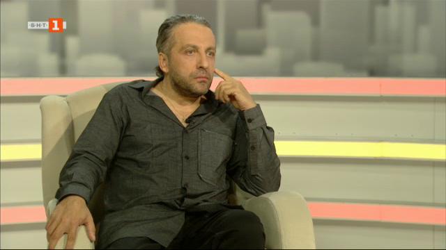 Мариус Куркински в Извън играта