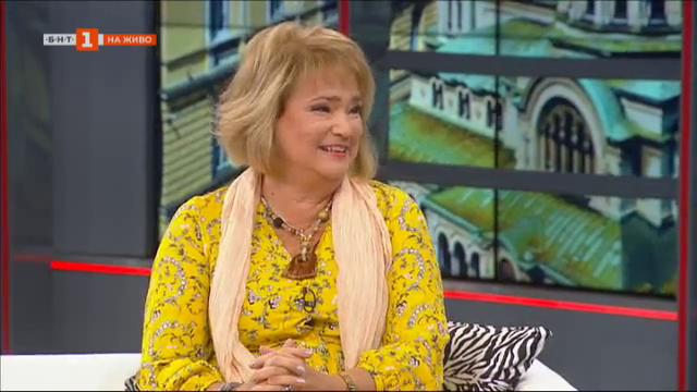 БНТ на 60 години: Лили Вучкова
