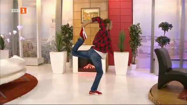 Bone Breaking като шокиращо танцово изкуство - човекът паяк Павел Иванов