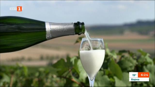 Ще липсва ли френското шампанско на трапезите на Острова по Коледа?