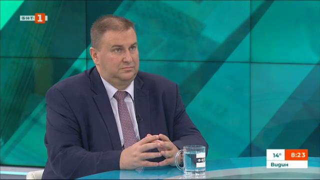 Европейското законодателство срещу прането на пари - евродепутатът Емил Радев