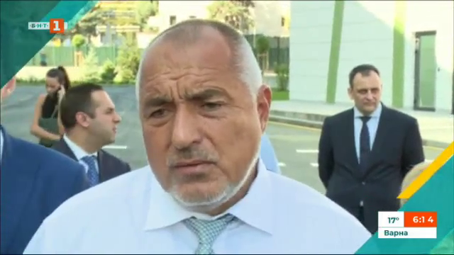 Борисов определи скандала с БНР като саботаж срещу правителството