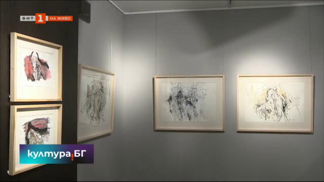 Самостоятелна изложба Рисунки на Станислав Памукчиев в галерия АРТЕ