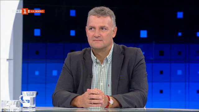 Балканският поток и енергийните ходове на държавата - говори Валентин Николов