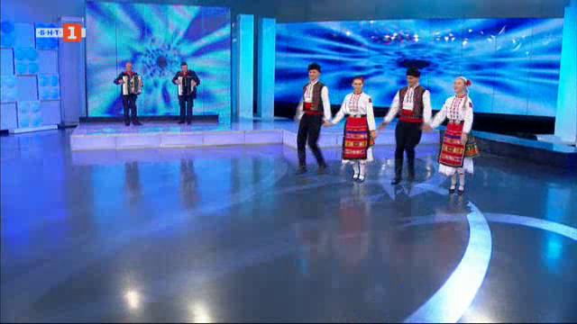 Иво Ралчев, Анелия Синиклийска и Дарина Златкова